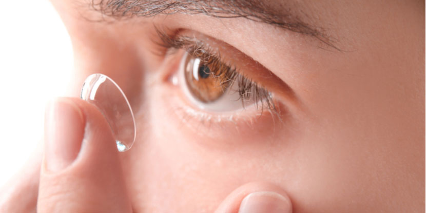 are contact lenses safe